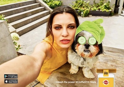 Colenso BBDO's 'Selfie STIX Clip' Wins Best of Discipline in Intellectual Property at One Show