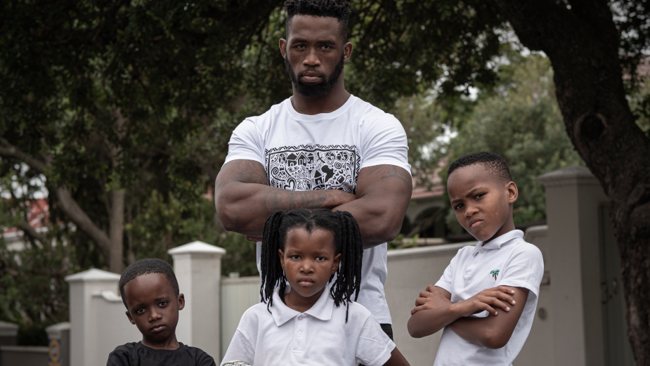 African Stars Unite to Draw the Line Against Malaria in Groundbreaking Film