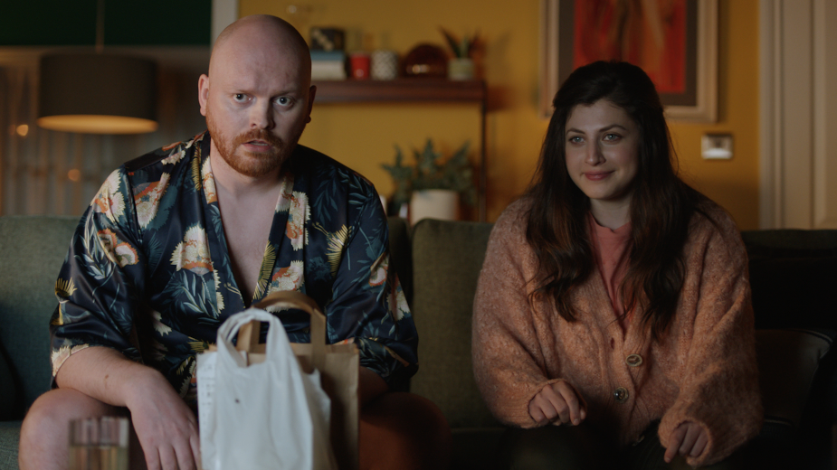 krow Highlights the Perils of Getting too Comfortable for DFS' Channel 4 Idents