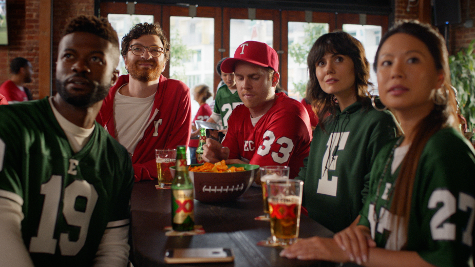 Dos Equis Beer Pays Tribute to Old College Football Rivalries for Season Start