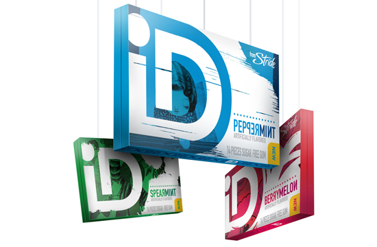 Kraft Introduces iD Gum via Droga5