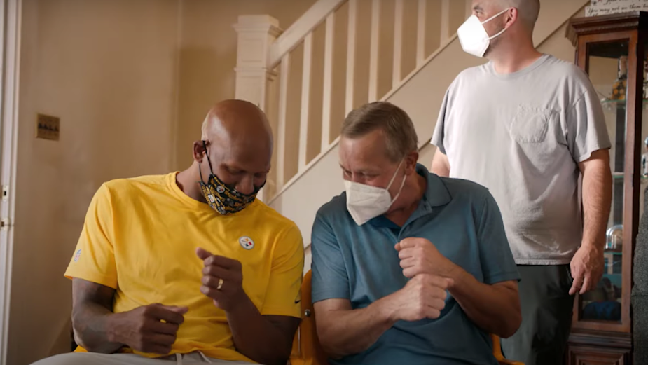 'Every Game Is a Home Game' in Pepsi's Heart-Warming Football Film Starring Ryan Shazier