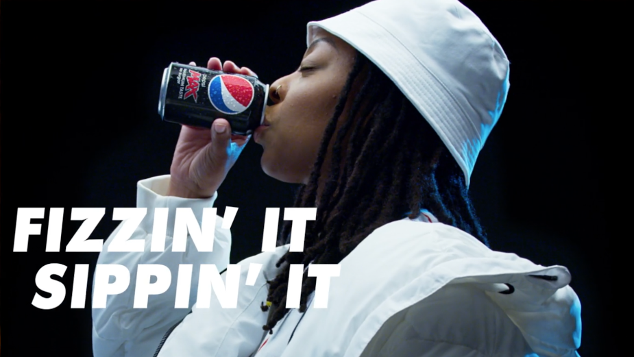 Christmas Gets a Cheeky Hip Hop Refresh from Pepsi MAX