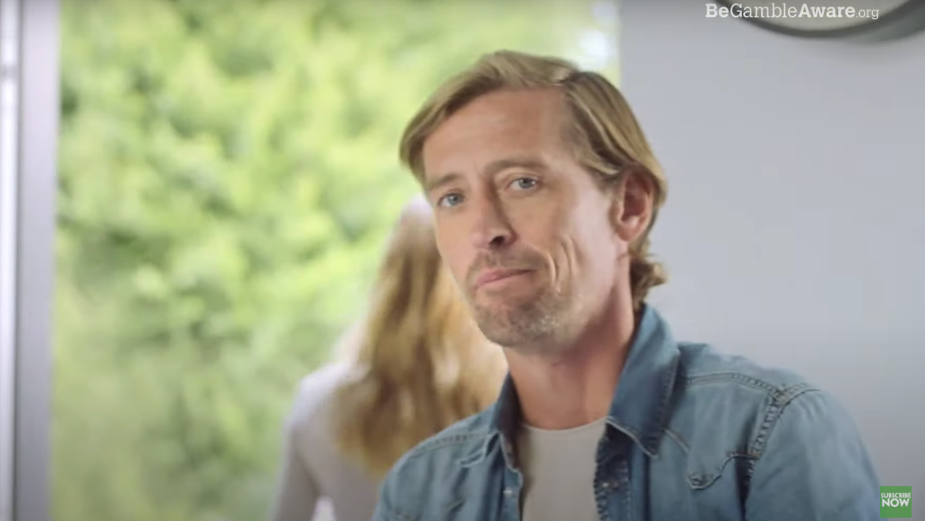 SNK Studio's Makes Paddy Power Ad of the Month