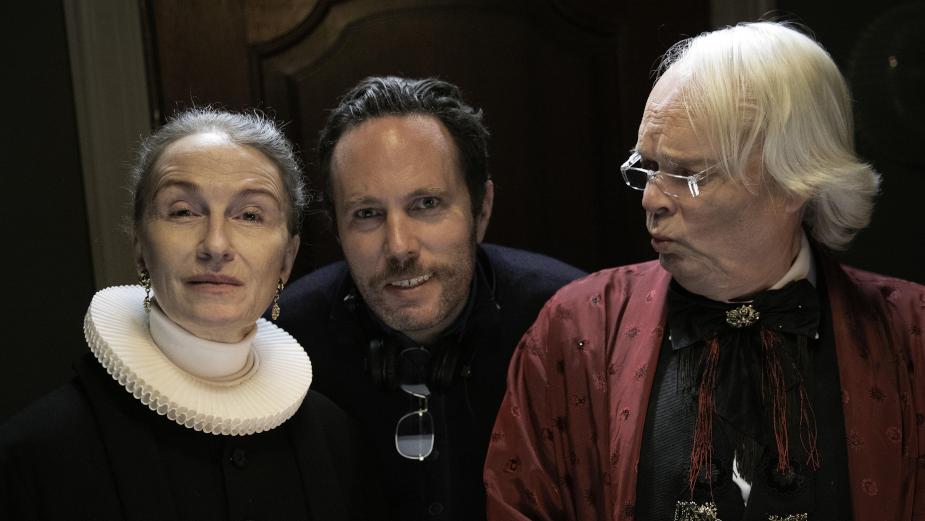 The Directors: Peter Harton