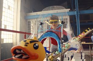 BETC Paris' 'Mini Factory' for Petit Bateau Is Straight Out Of a Kid's Imagination