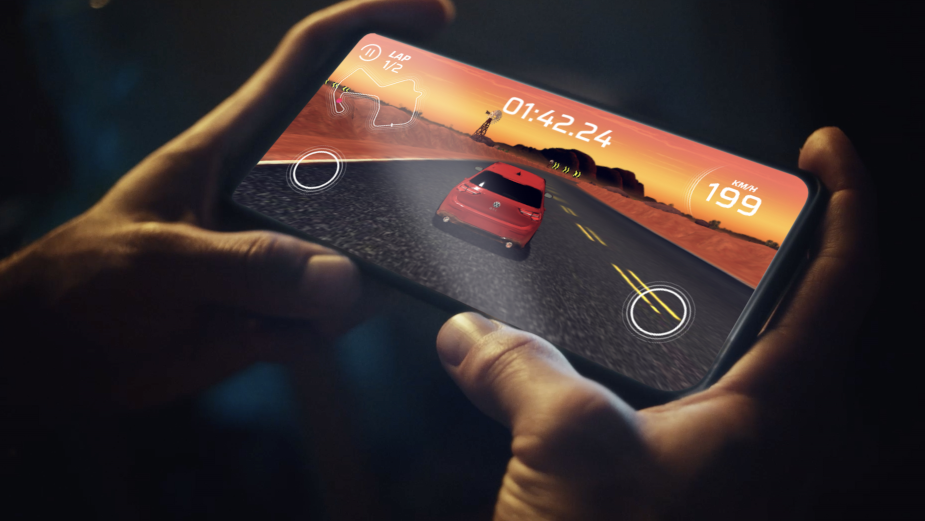Volkswagen Hacks the Ad Break with Mobile Racing Game to Launch New Golf