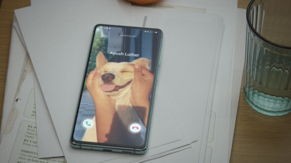 Samm Henshaw's Impromptu Pet Pic Inspires 'All Good' Video with Samsung