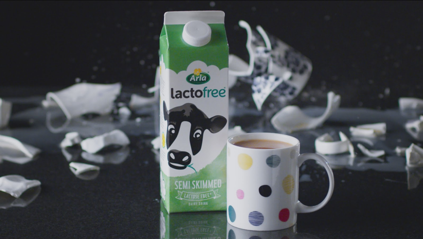 Fifty Fifty Joins Lactofree to 'Take Back Your Tea'