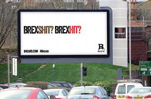 B.heard Unveils Provocative Ads Written by Sir John Hegarty