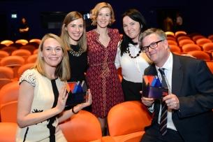 London & Partners Wins Top Prize at Inaugural World Media Awards 2016
