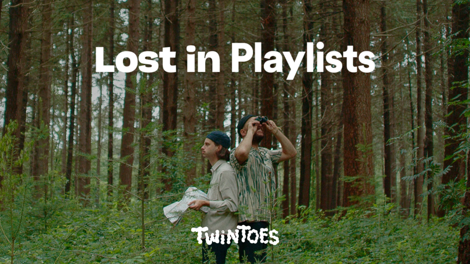Indie Pop Duo Twin Toes Find the Perfect Way to Official Spotify Playlists