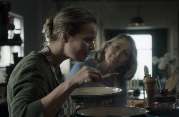 Your Shot: Family Traditions Live on in Dutch Supermarket Spot