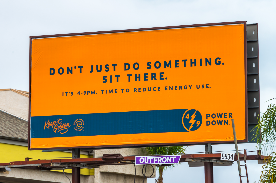 Energy Upgrade California Encourages People to 'Do Nothing'