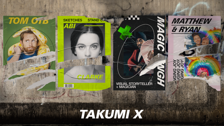 Takumi Announces Launch of Creative and Consulting Division TAKUMI X