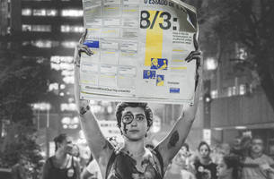 How FCB Brasil Literally Brought The Gender Equality Fight to The Streets
