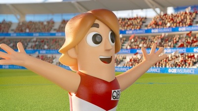 Jump Around with The Core Agency's Animated Spot for QBE Insurance