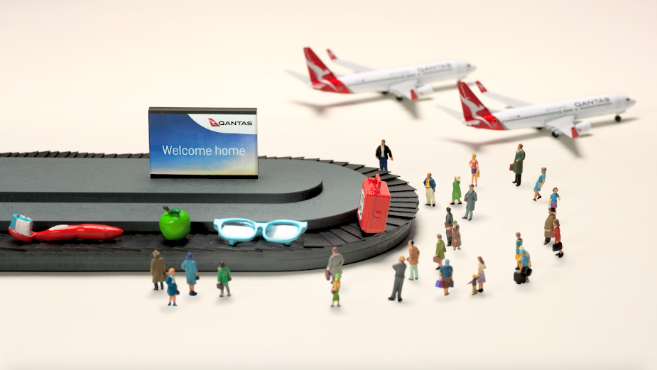 Playtime Director Dropbear Does Big Things with Itty Bitty Little Things for Qantas Health Insurance