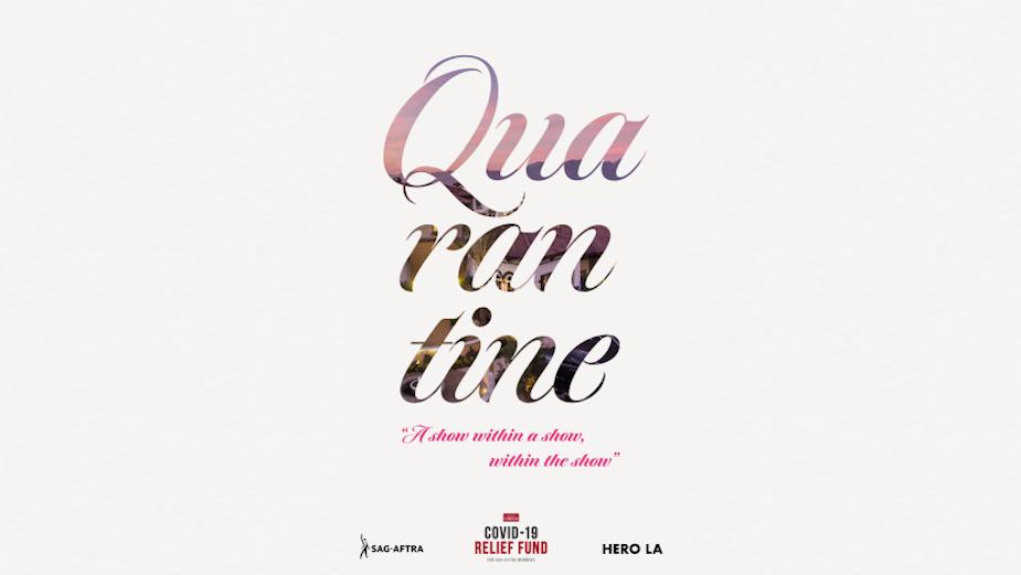 Hero LA and Garrett/Gordon Productions Launch Digital Series QUARANTINE