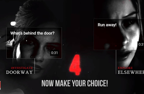 Choose Your Own Adventure in Biborg's Resident Evil 2 Launch Film