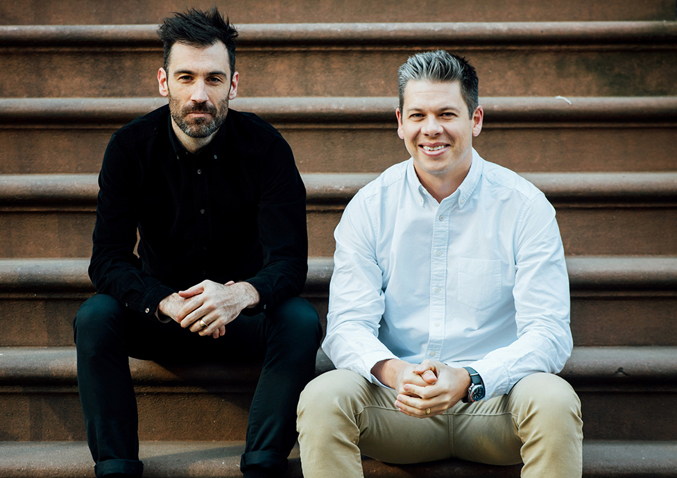 Clemenger BBDO Melbourne Snares ECDs Jim Curtis and Ryan Fitzgerald