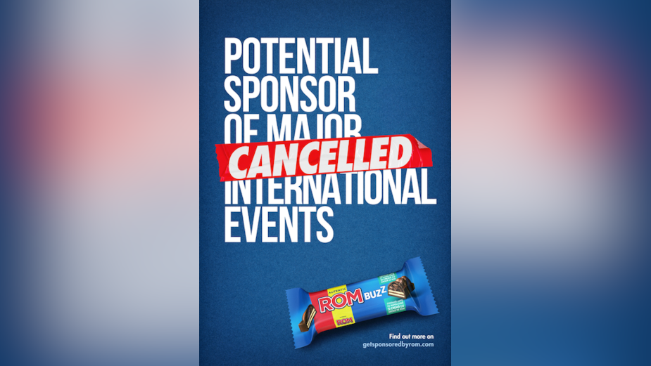 ROM Chocolate Comes to the Rescue to Sponsor 2020's Major Cancelled Events