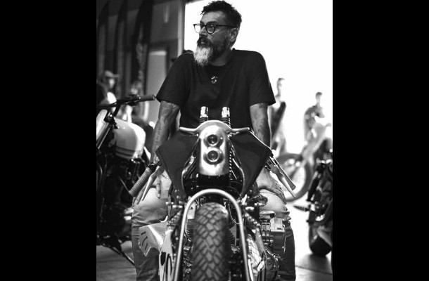 Zen and the Art of Custom Motorcycle Design with Director Rajay Singh