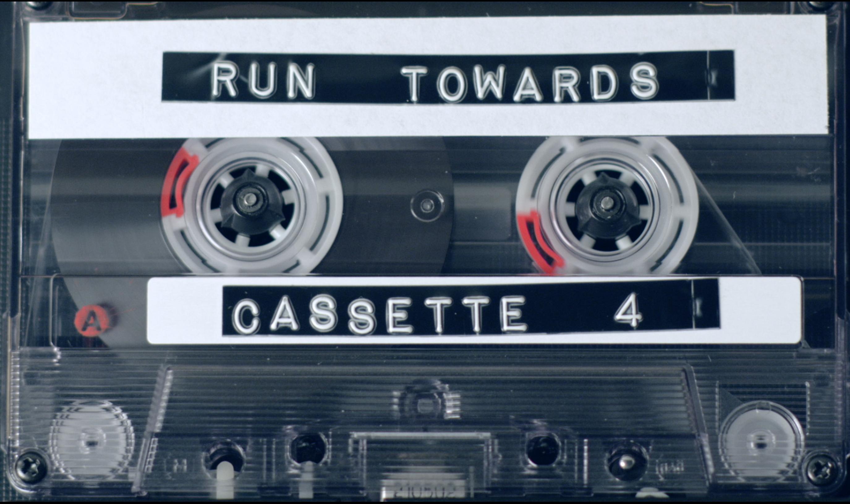 RSA's Gray Hughes Directs Orwellian Short Film 'Run Towards'