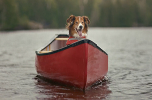 Director Luis Gerard Shoots a Runaway Canoe for Subaru and Red Urban