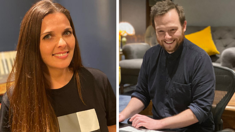 String and Tins Promotes Rachel Hough to Managing Director and Welcomes Sound Designer Culum Simpson