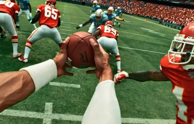 Your Shot: Oakley's POV Peek at NFL Action