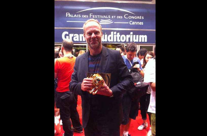 Eardrum Wins Gold Radio Lion at Cannes