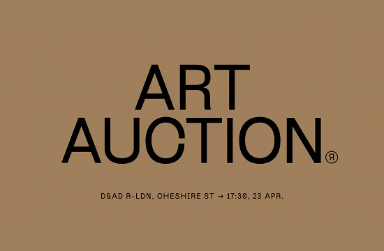 Art Auction by R-LDN to Support Rare Talent