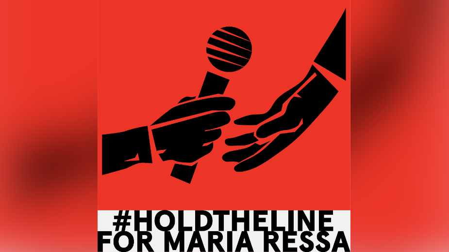 Reporters Without Borders Powerful Prints Support Free Maria Ressa Campaign