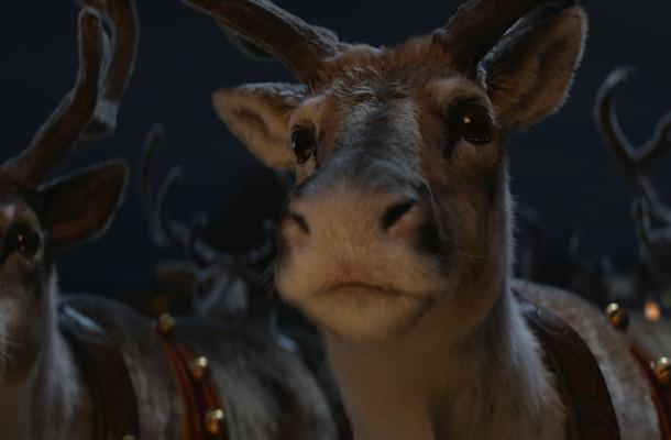Framestore Helps McDonald's Get #ReindeerReady