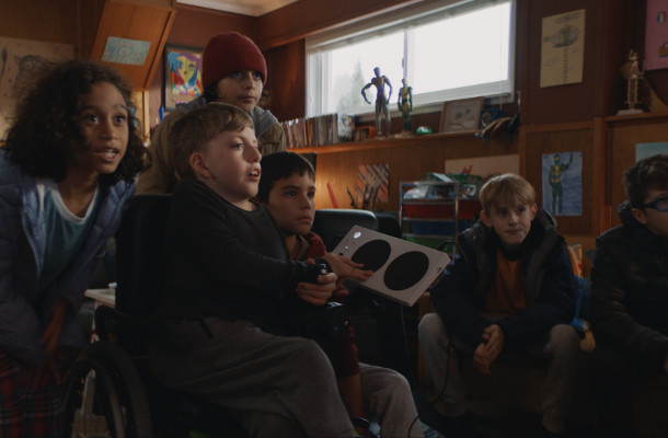 Microsoft's Holiday Ad 'Reindeer Games' Illustrates the Power of Inclusive Gaming