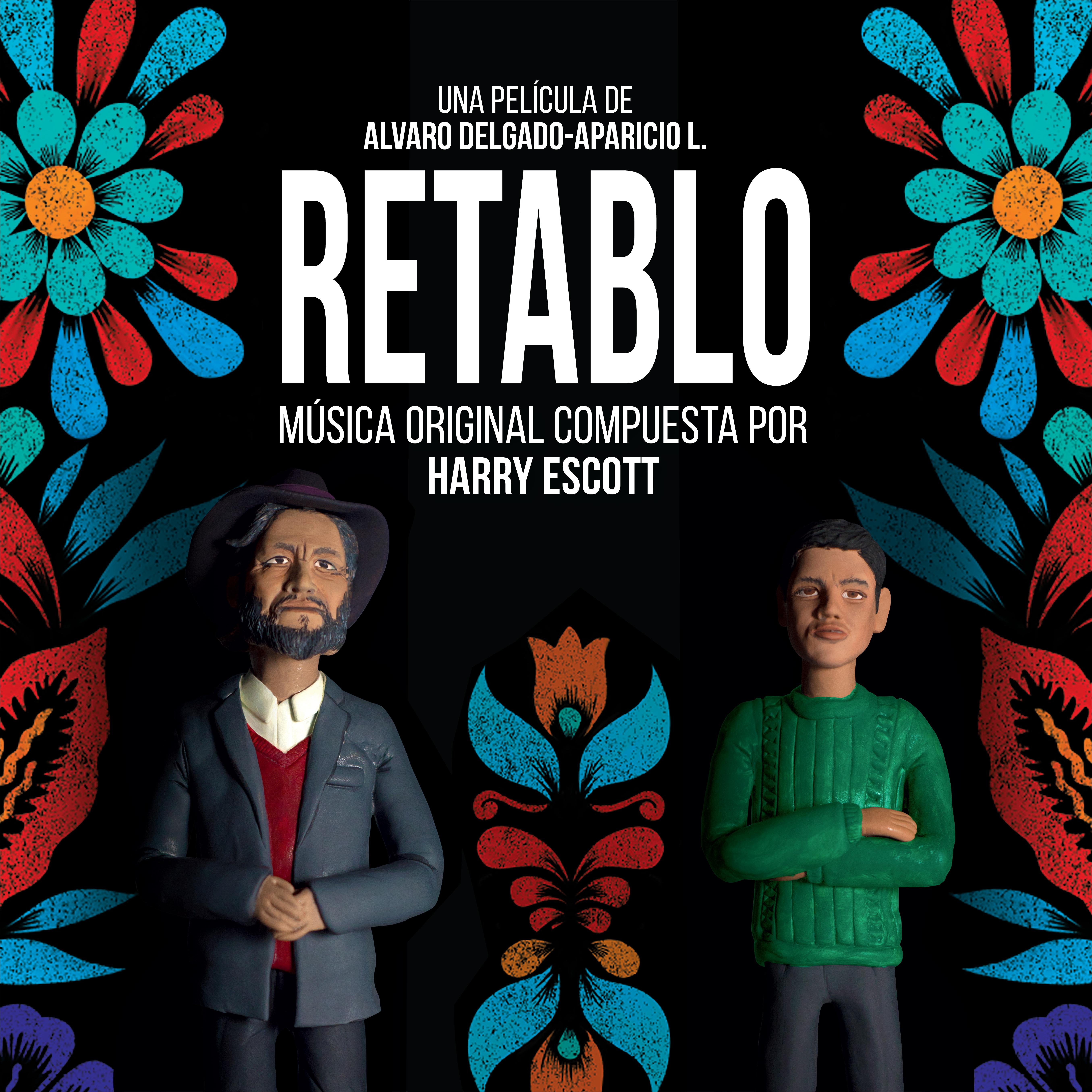 Manners McDade's Harry Escott Releases 'Retablo' Soundtrack