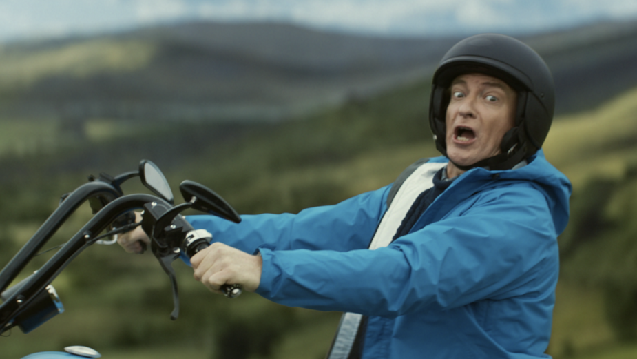Flight of the Conchords' Rhys Darby Scales Mountains and Dodges Grumpy Seals in New Xero Campaign