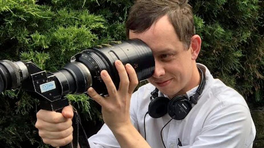 Richard Hunter Signs to Dark Energy Films for UK Representation