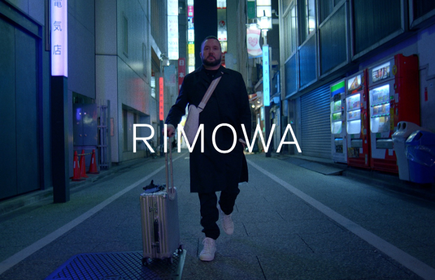 RIMOWA Twists Reality as Dior Fashion Designer Kim Jones Travels in Japan and India