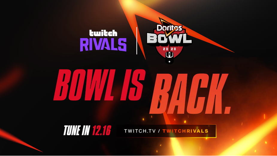Doritos and Twitch Rivals Team up for Evolution of Doritos Bowl