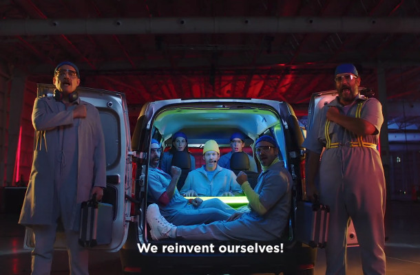 Argentinians Sing about Robots and Automation in Musical Extravaganza for Renault