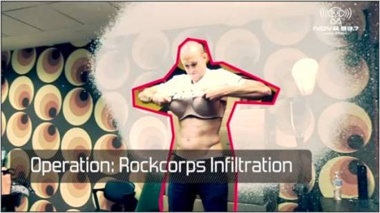 Optus RockCorps Launches New Content Via KONTENDED