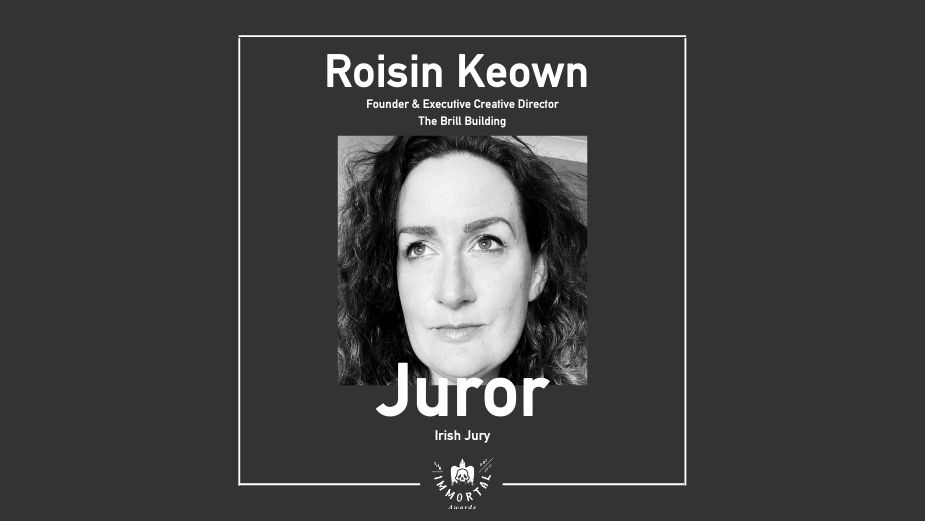 The Brill Building's Roisin Keown Joins The Immortal Awards Jury