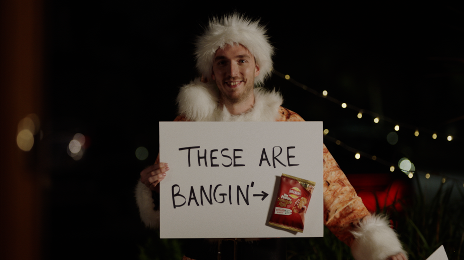 Walkers and LadBaby Harness the Power of Sausage Rolls for Social Christmas Ad