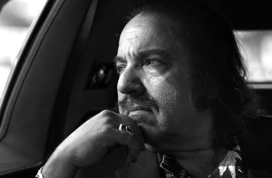Why Is Ron Jeremy So Sad in This Film Festival Ad?