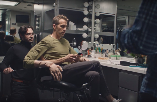 Bleak Series of Videos Reveals the Depths of Ryan Reynolds' Mobile Game Addiction
