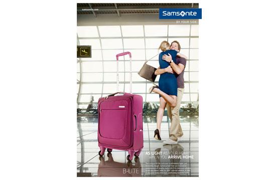 Samsonite Launches New  Pan-European Campaign