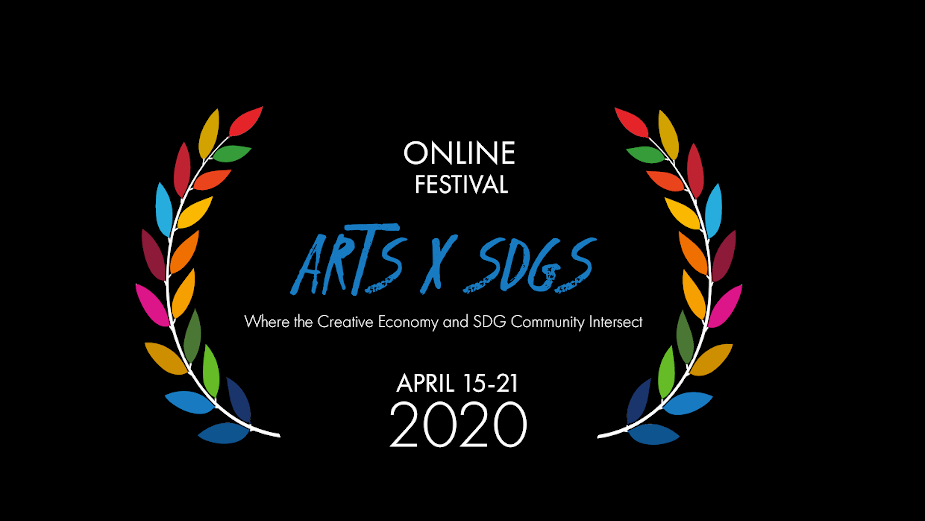EarthXR to Program Interactive Experiences for Inaugural Online ARTS x SDGS Festival
