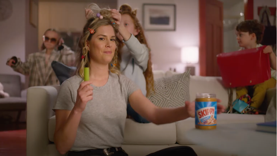 Live in the Moment and Go to Your SKIPPY Place With New Light-Hearted Spot